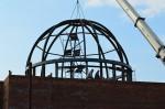 Купол Пензенской Соборной мечети станет самым большим в Поволжье
