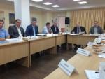 участие в заседании Совета по взаимодействию с мусульманскими религиозными и общественными организациями