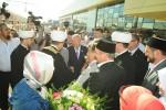 Лидер российских мусульман шейх Равиль Гайнутдин прибыл в Пензу с религиозно-духовно-пастырским визитом