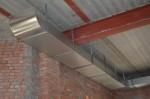 Завершается монтаж системы вентиляции Пензенской Соборной мечети