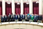 Заседание координационного Совета при Губернаторе.