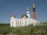 Очередной субботник около новой Соборной мечети г. Пензы