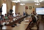 Заседание совета по делам национально-культурных автономий при Правительстве Пензенской области.